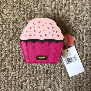 Kate Spade Cupcake Coin Purse